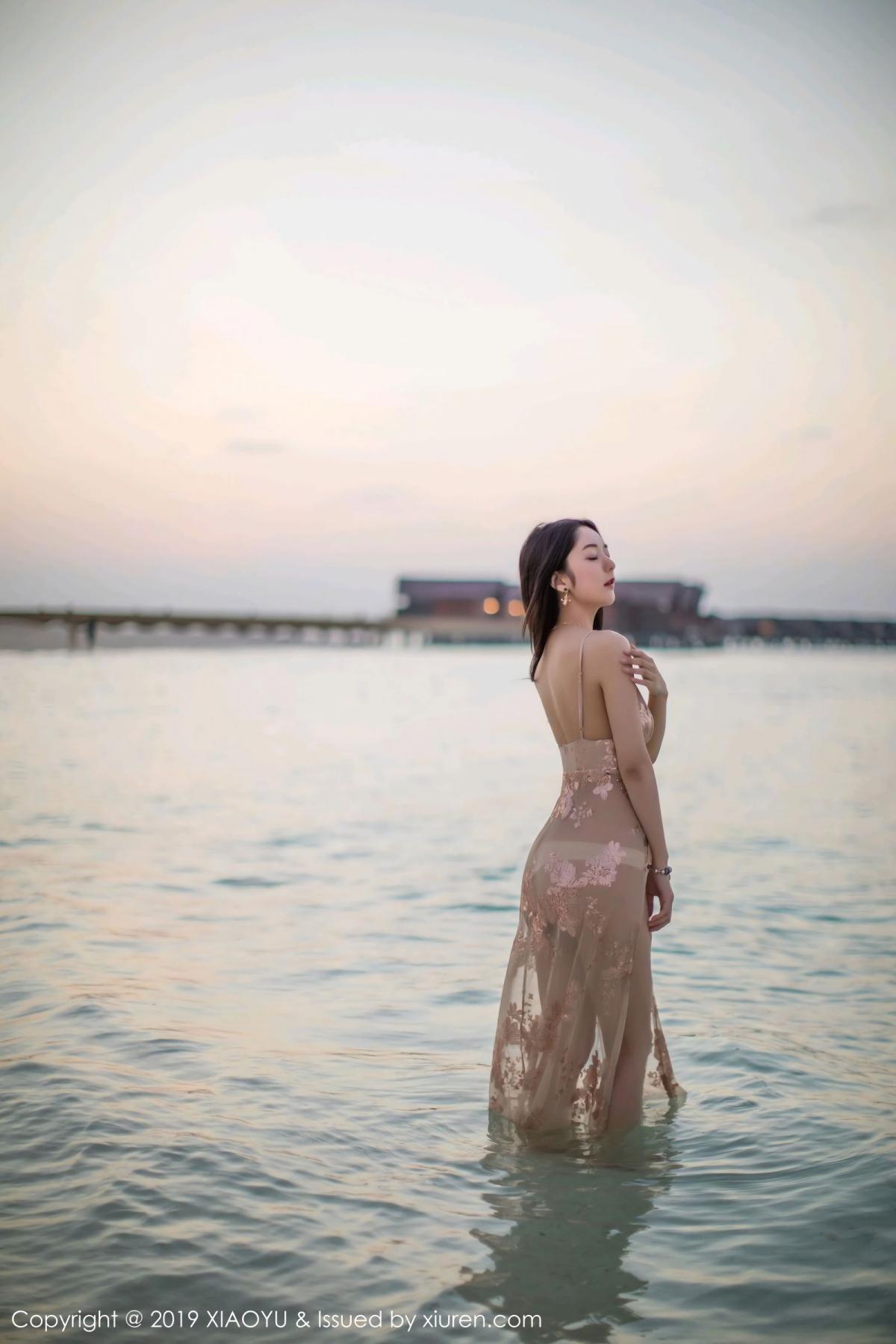 [XiaoYu] Vol.106 Di Yi 46P, Bikini, Di Yi, Swim Pool, Wet, XiaoYu