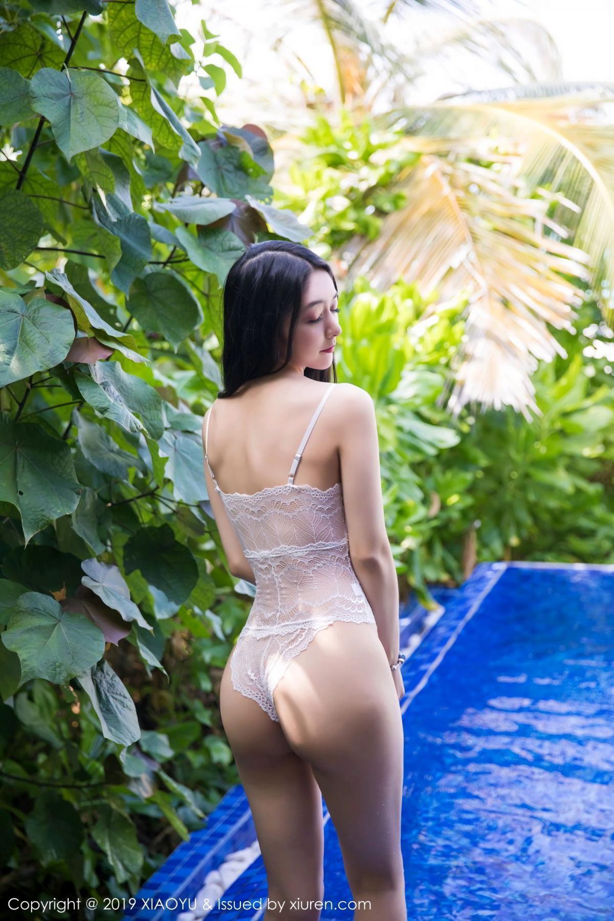 [XiaoYu] Vol.106 Di Yi 6P, Bikini, Di Yi, Swim Pool, Wet, XiaoYu