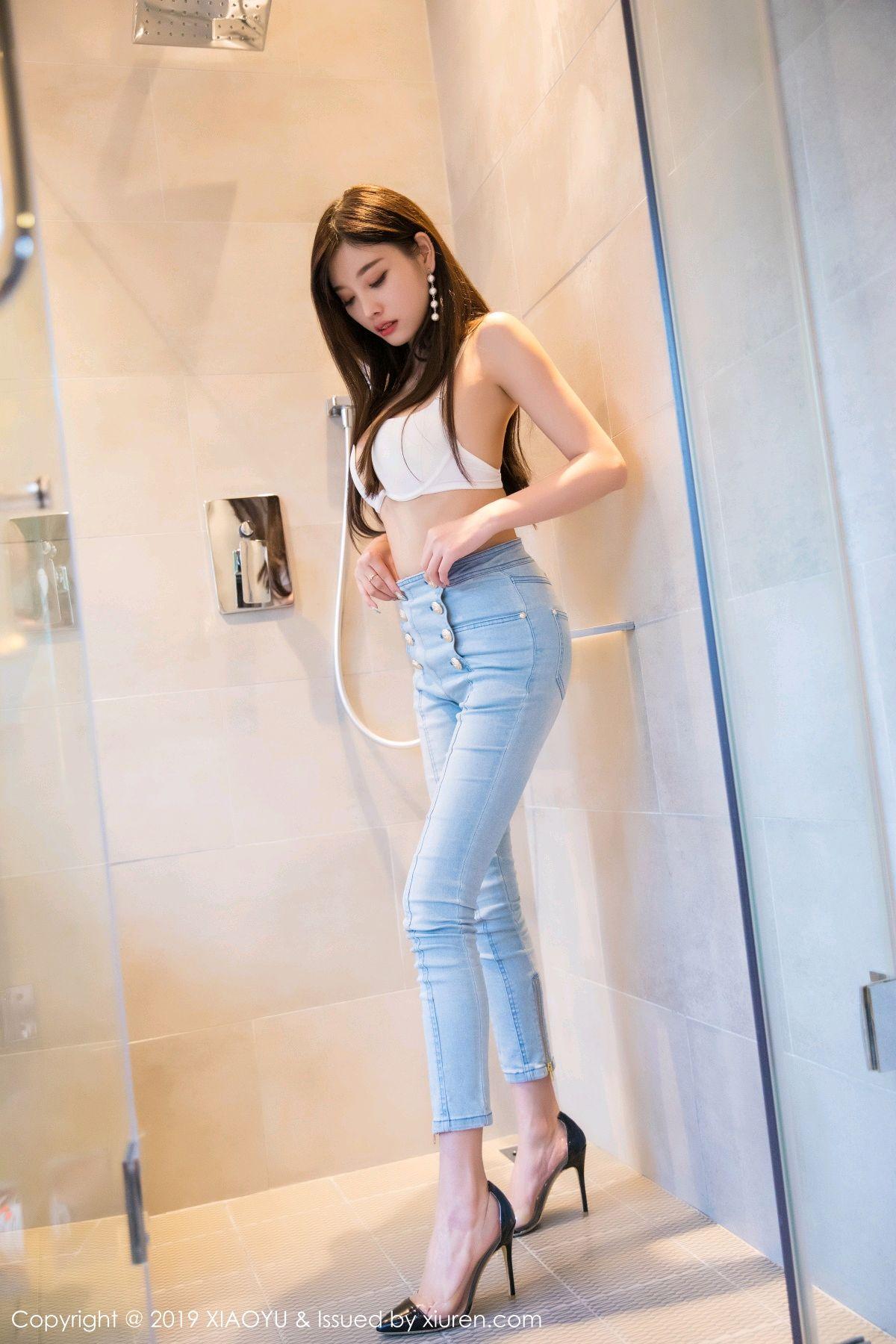 [XiaoYu] Vol.109 Yang Chen Chen 6P, Underwear, XiaoYu, Yang Chen Chen