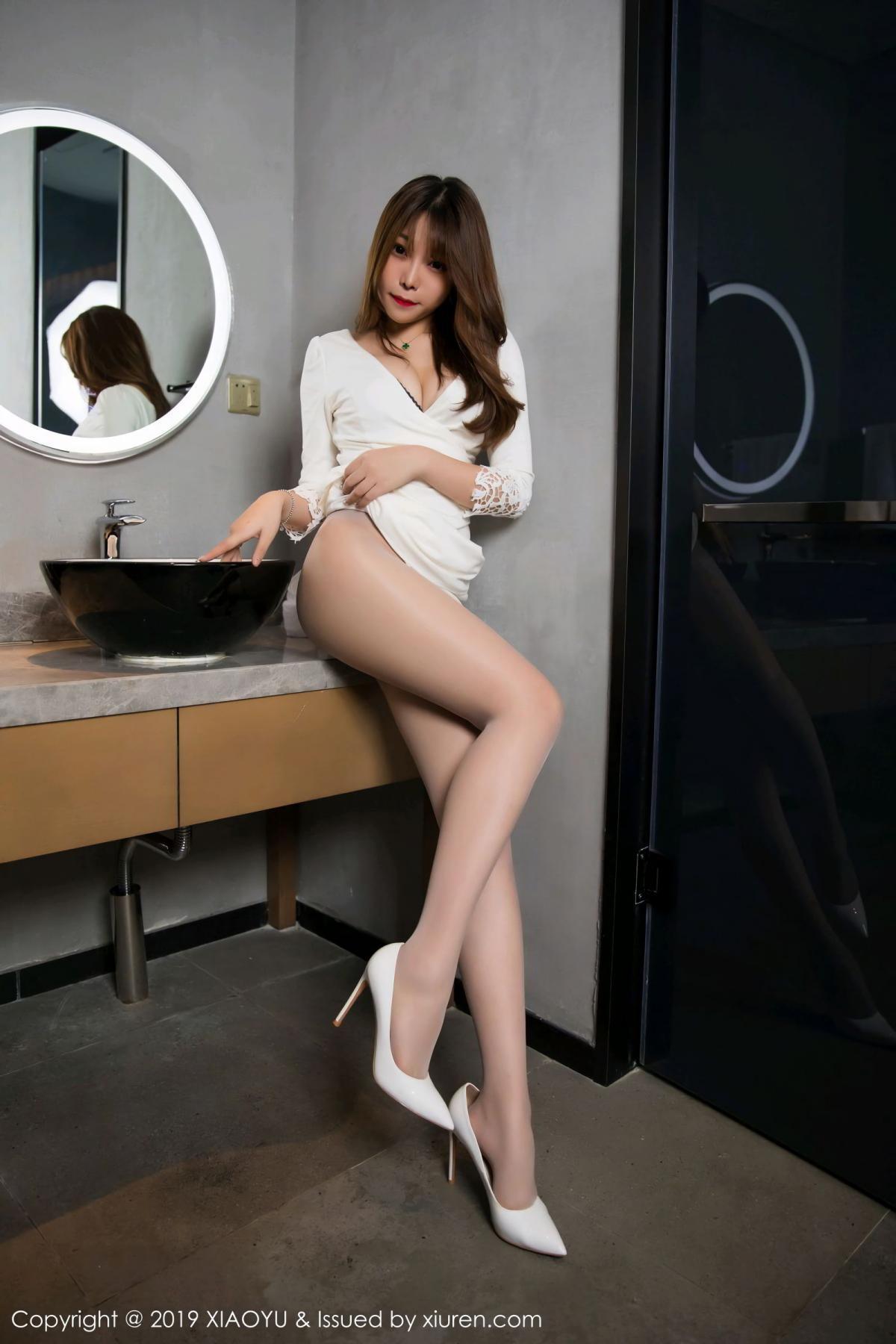 [XiaoYu] Vol.110 Chen Zhi 20P, Chen Zhi, Tall, XiaoYu