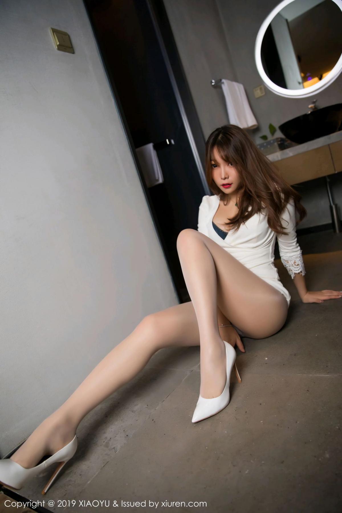 [XiaoYu] Vol.110 Chen Zhi 38P, Chen Zhi, Tall, XiaoYu