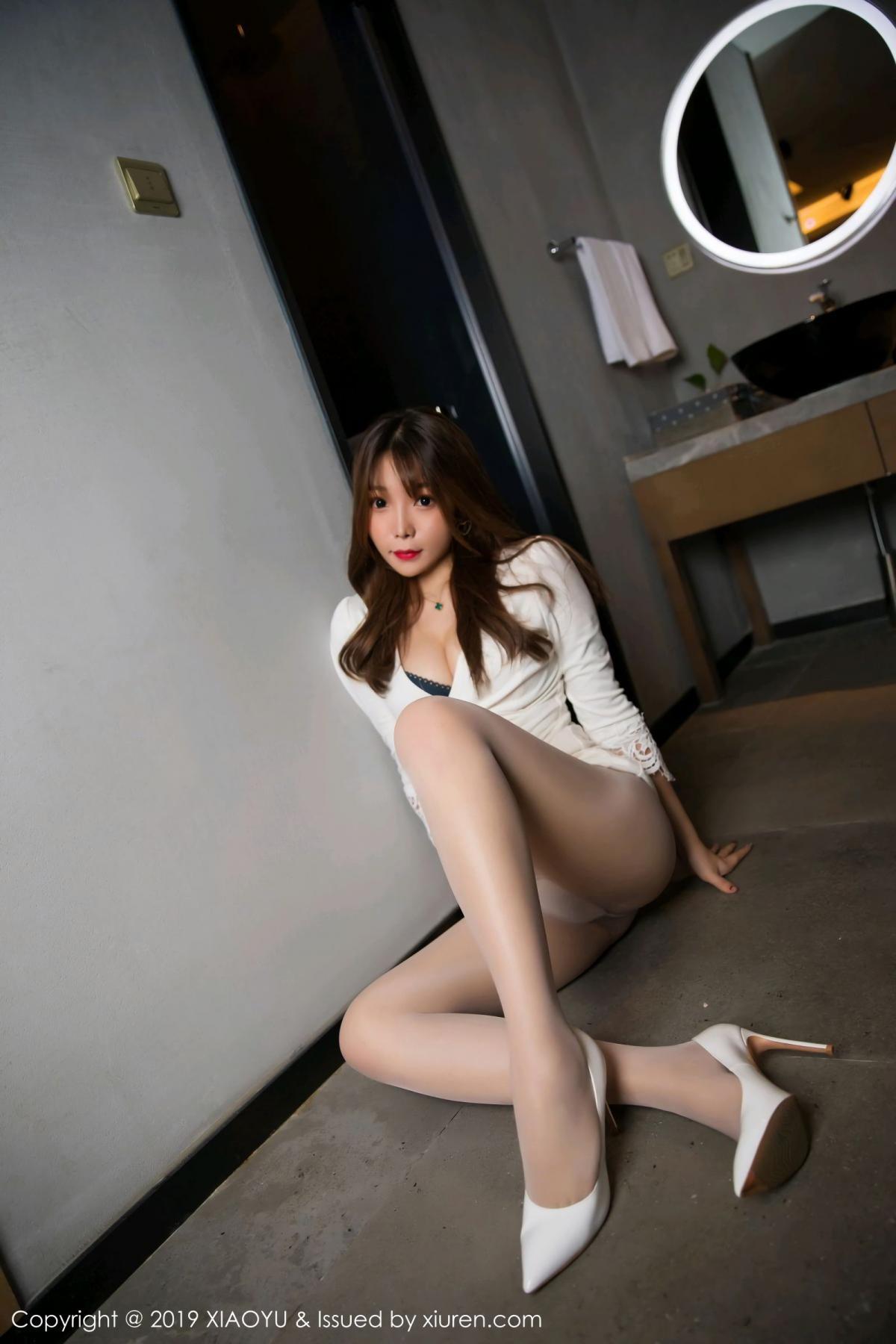 [XiaoYu] Vol.110 Chen Zhi 41P, Chen Zhi, Tall, XiaoYu