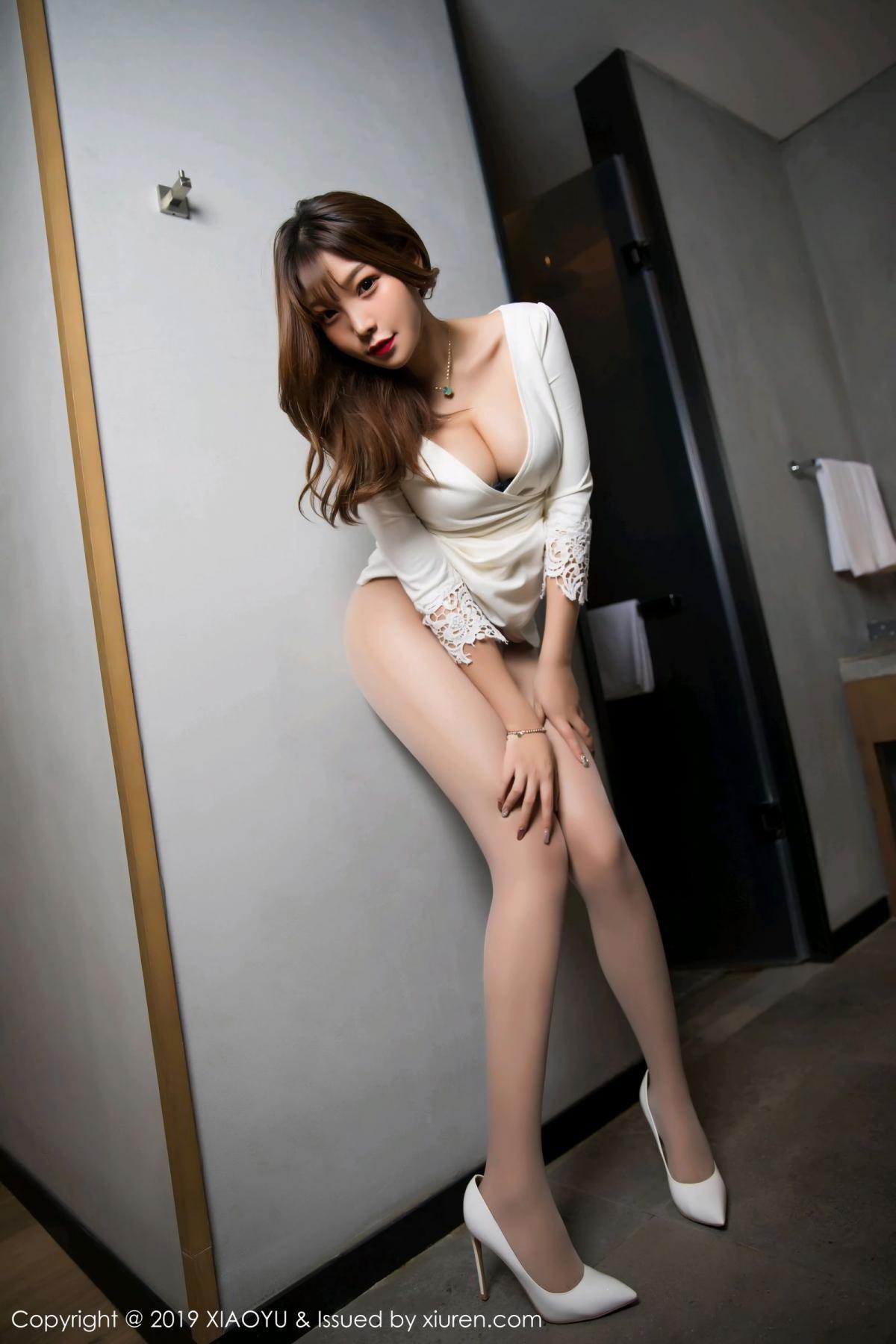[XiaoYu] Vol.110 Chen Zhi 4P, Chen Zhi, Tall, XiaoYu