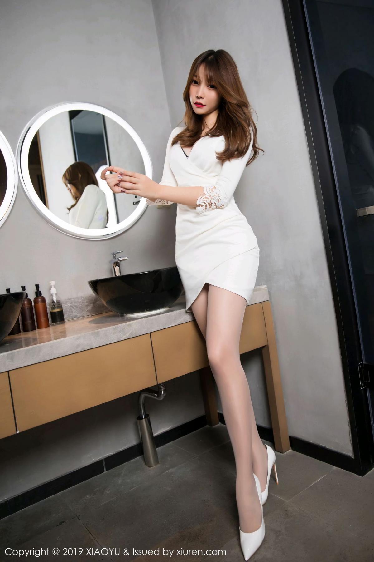 [XiaoYu] Vol.110 Chen Zhi 6P, Chen Zhi, Tall, XiaoYu