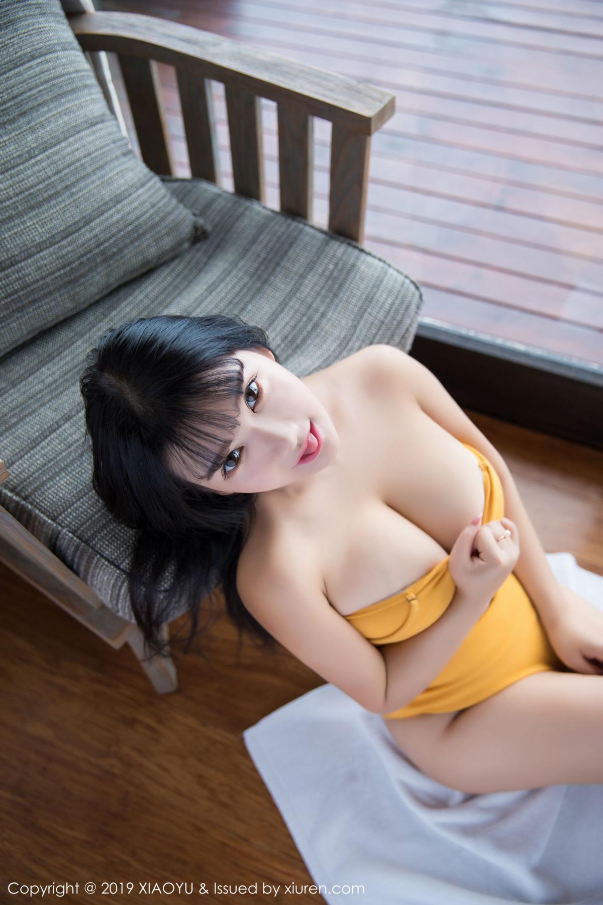 [XiaoYu] Vol.111 Lu Lu Xiao Miao 17P, Cute, Lu Lu Xiao Miao, Underwear, XiaoYu
