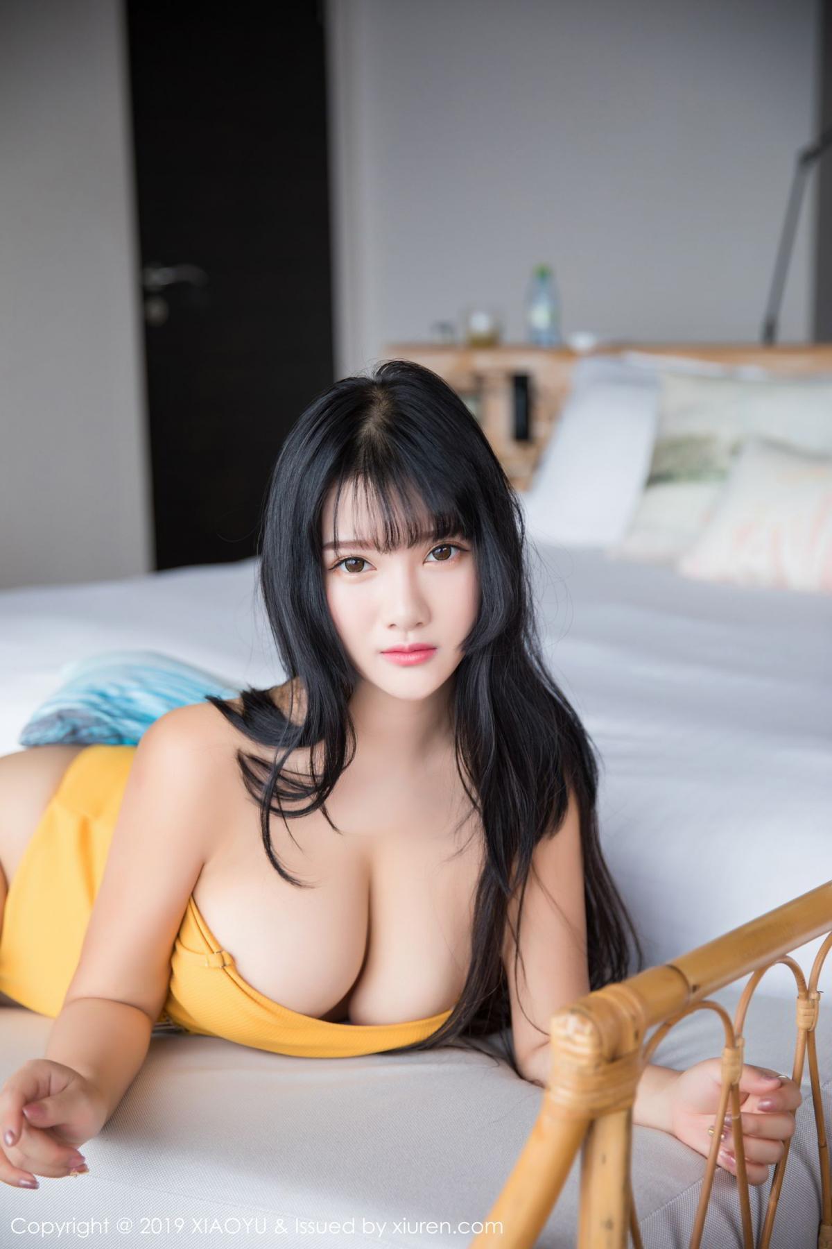 [XiaoYu] Vol.111 Lu Lu Xiao Miao 19P, Cute, Lu Lu Xiao Miao, Underwear, XiaoYu