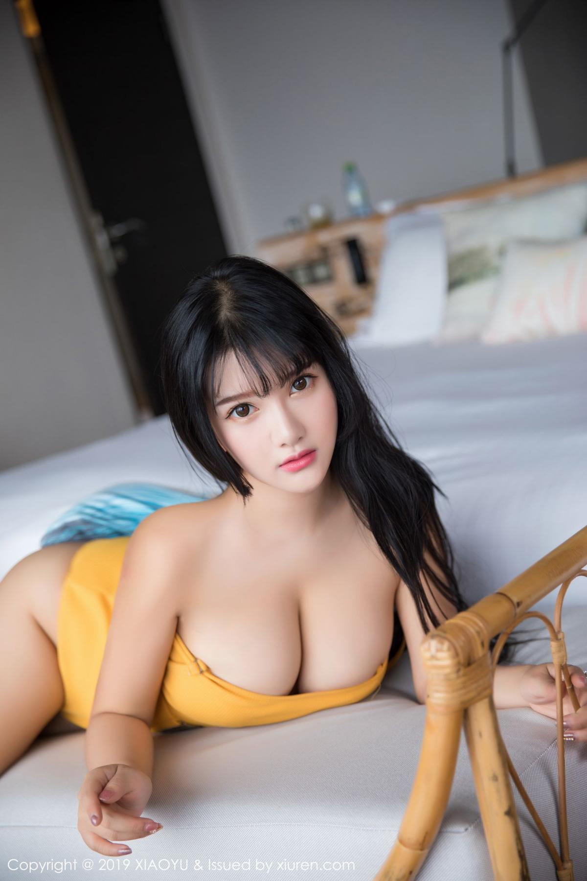 [XiaoYu] Vol.111 Lu Lu Xiao Miao 20P, Cute, Lu Lu Xiao Miao, Underwear, XiaoYu