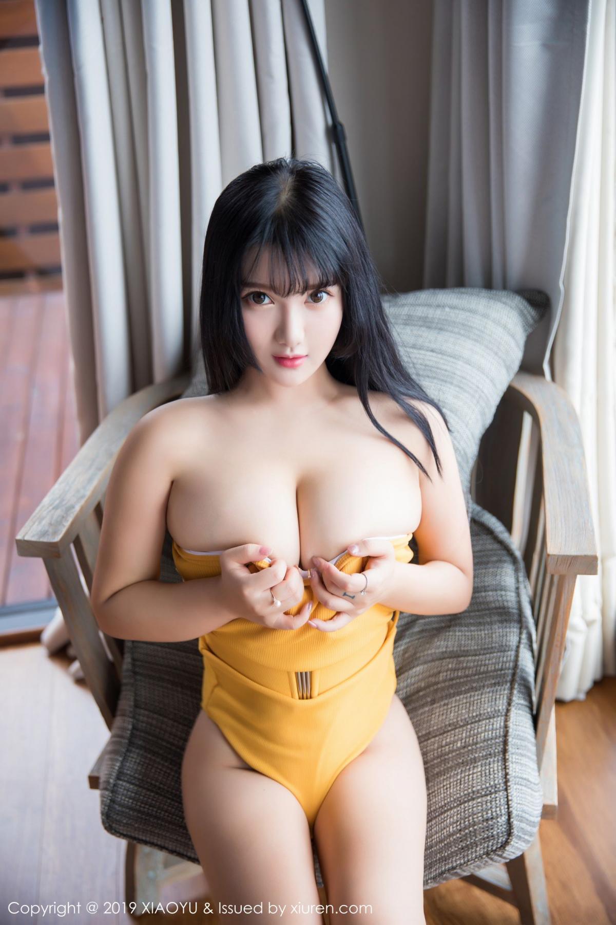 [XiaoYu] Vol.111 Lu Lu Xiao Miao 2P, Cute, Lu Lu Xiao Miao, Underwear, XiaoYu