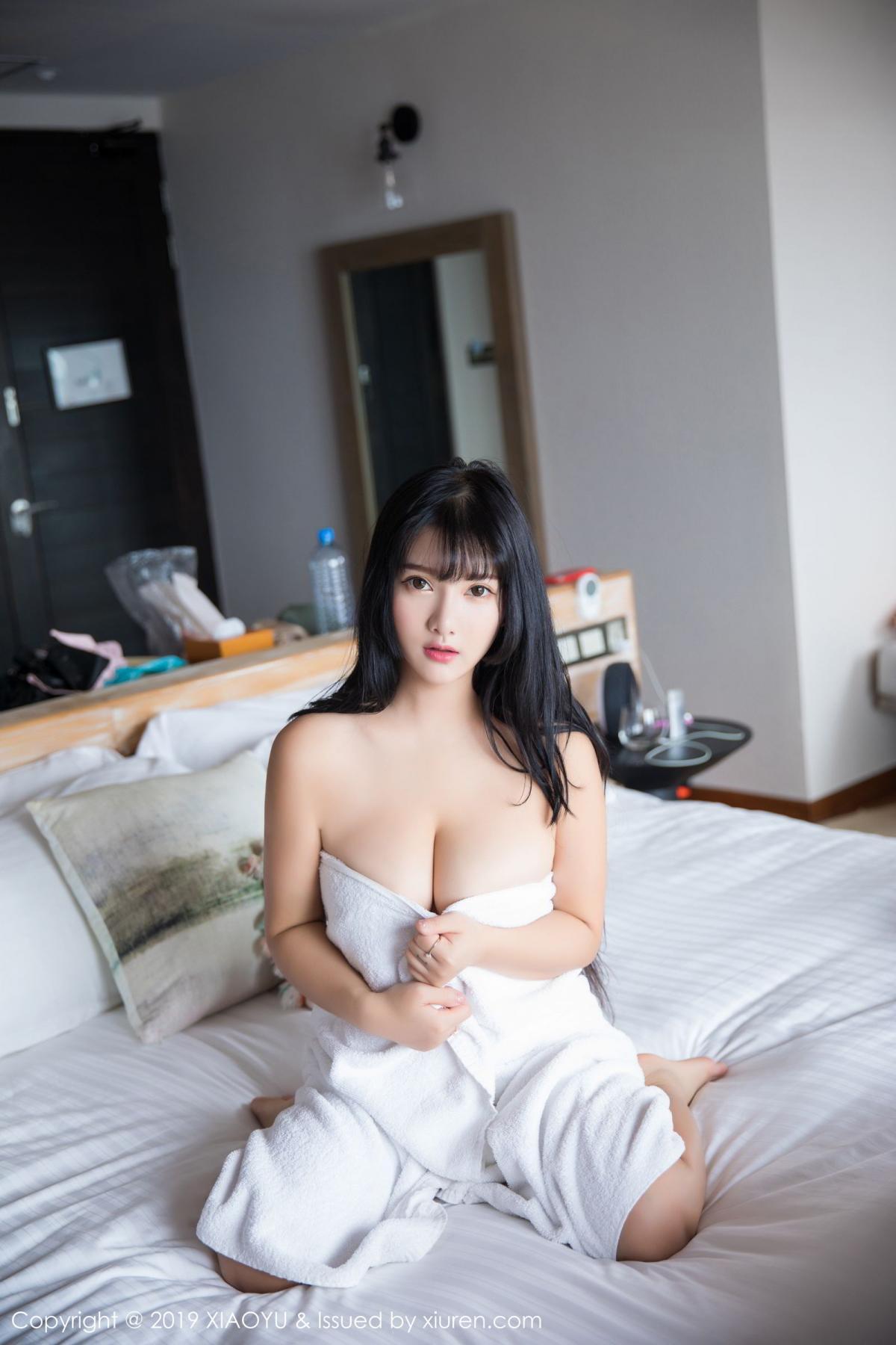 [XiaoYu] Vol.111 Lu Lu Xiao Miao 44P, Cute, Lu Lu Xiao Miao, Underwear, XiaoYu