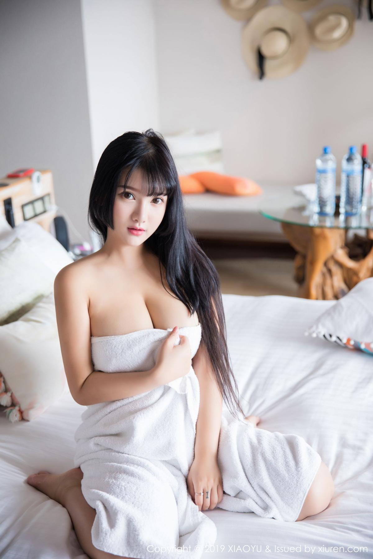 [XiaoYu] Vol.111 Lu Lu Xiao Miao 46P, Cute, Lu Lu Xiao Miao, Underwear, XiaoYu