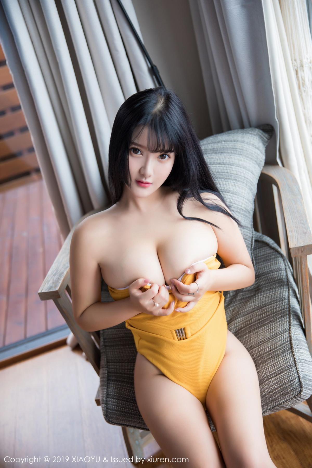 [XiaoYu] Vol.111 Lu Lu Xiao Miao 6P, Cute, Lu Lu Xiao Miao, Underwear, XiaoYu