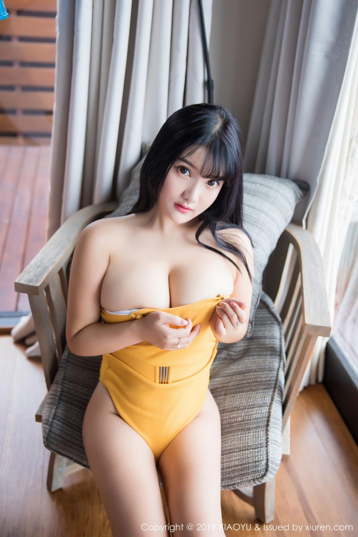 [XiaoYu] Vol.111 Lu Lu Xiao Miao 7P, Cute, Lu Lu Xiao Miao, Underwear, XiaoYu