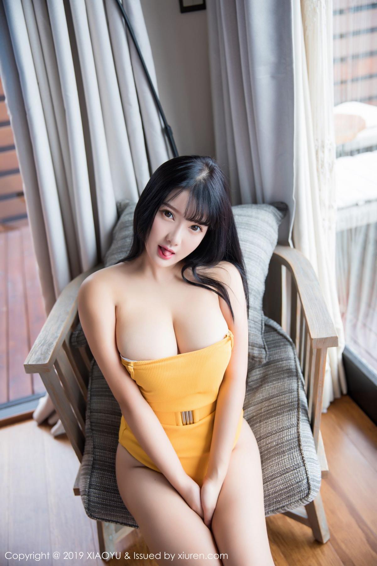 [XiaoYu] Vol.111 Lu Lu Xiao Miao 8P, Cute, Lu Lu Xiao Miao, Underwear, XiaoYu