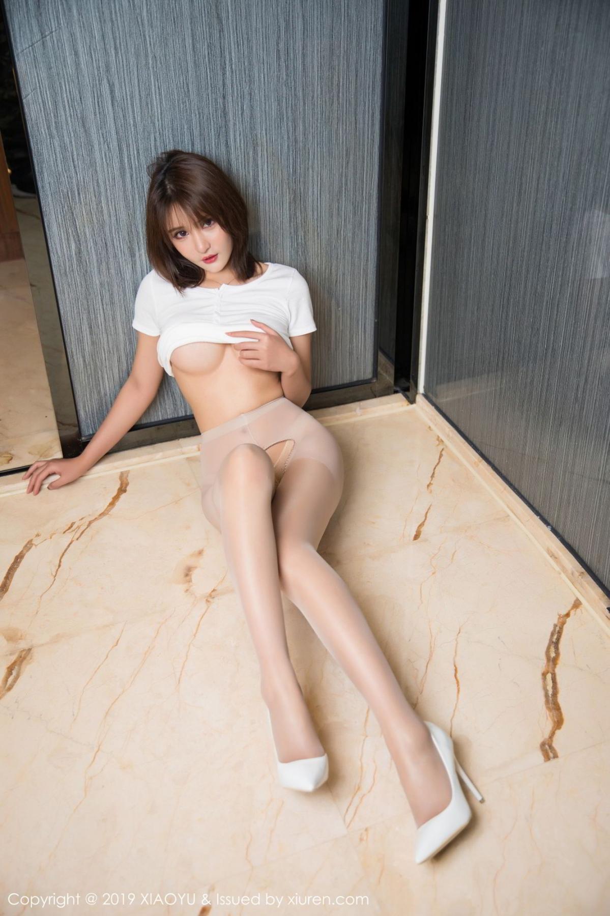 [XiaoYu] Vol.112 Solo Yi Fei 18P, Solo Yi Fei, Underwear, XiaoYu