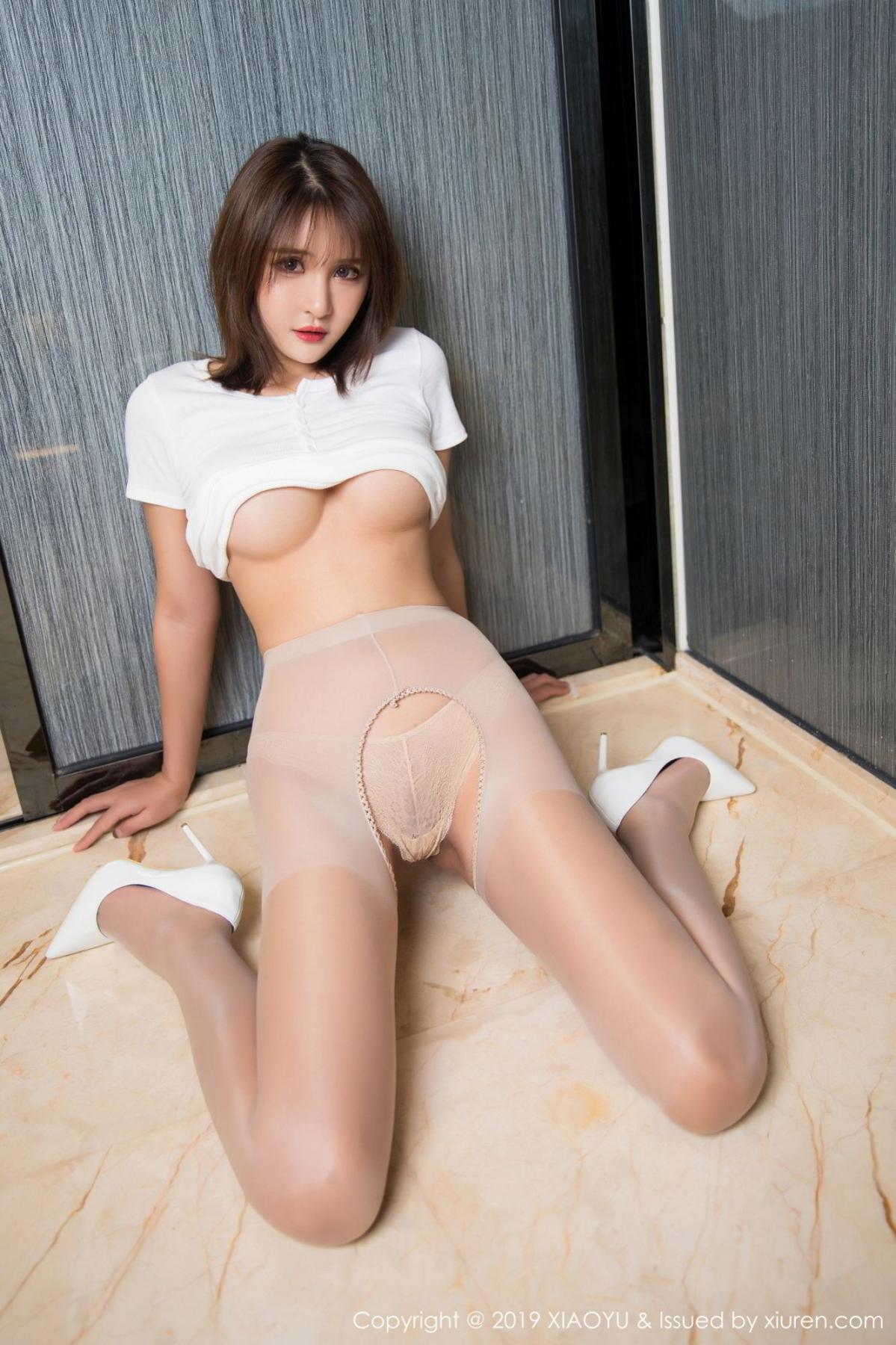 [XiaoYu] Vol.112 Solo Yi Fei 3P, Solo Yi Fei, Underwear, XiaoYu