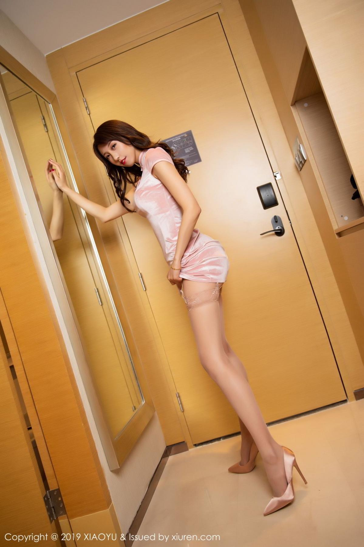 [XiaoYu] Vol.113 Da Xi 1P, Da Xi, Foot, Tall, XiaoYu
