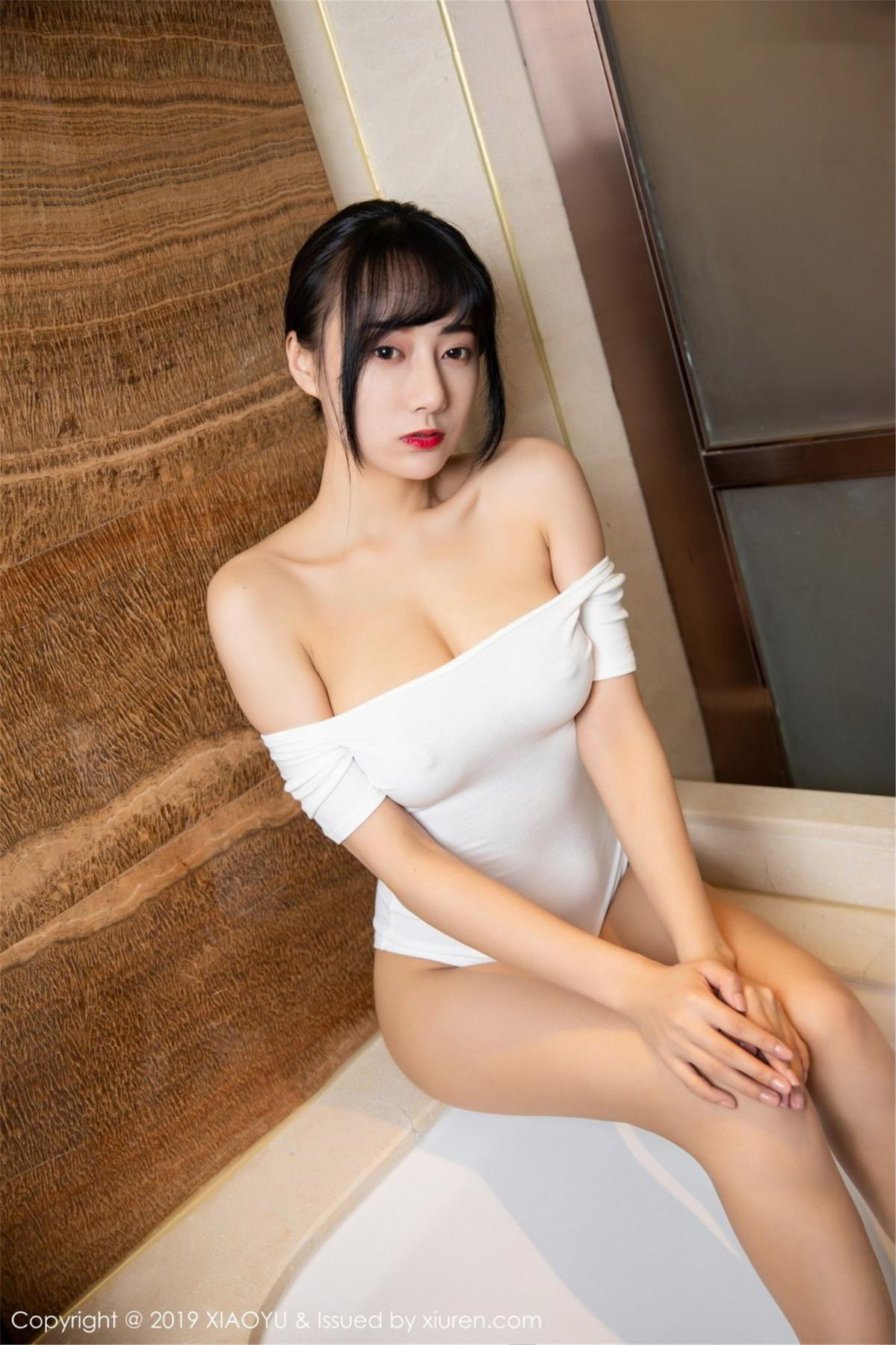 [XiaoYu] Vol.116 He Jia Ying 19P, Bathroom, He Jia Ying, Wet, XiaoYu