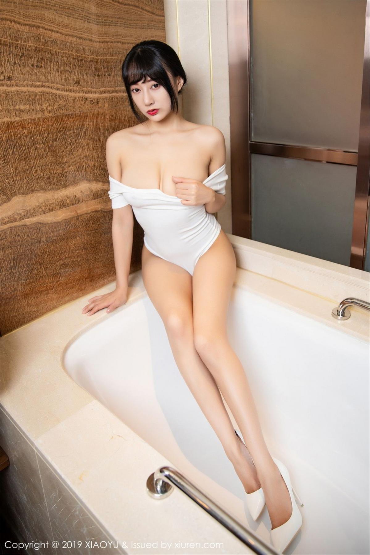[XiaoYu] Vol.116 He Jia Ying 22P, Bathroom, He Jia Ying, Wet, XiaoYu