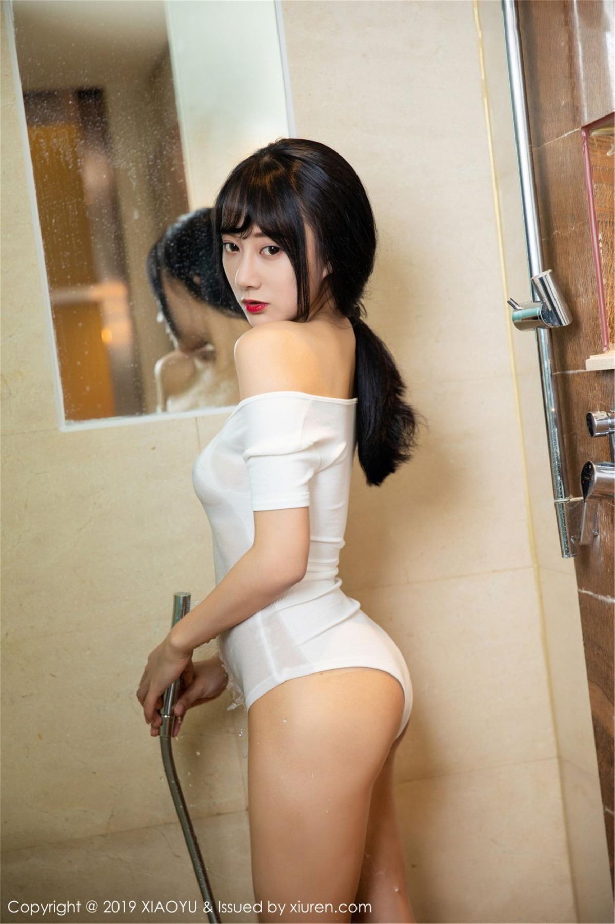 [XiaoYu] Vol.116 He Jia Ying 33P, Bathroom, He Jia Ying, Wet, XiaoYu