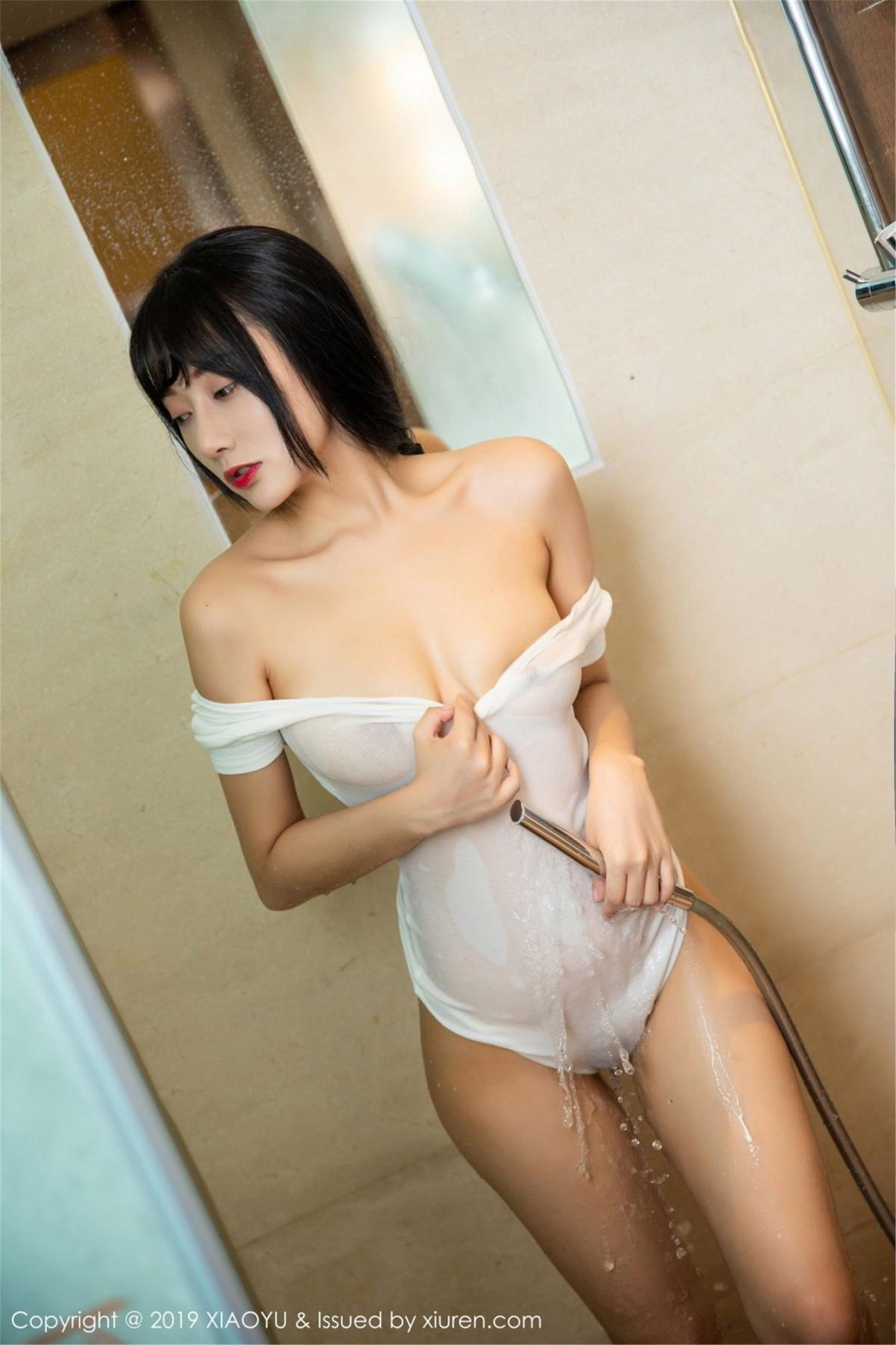 [XiaoYu] Vol.116 He Jia Ying 41P, Bathroom, He Jia Ying, Wet, XiaoYu