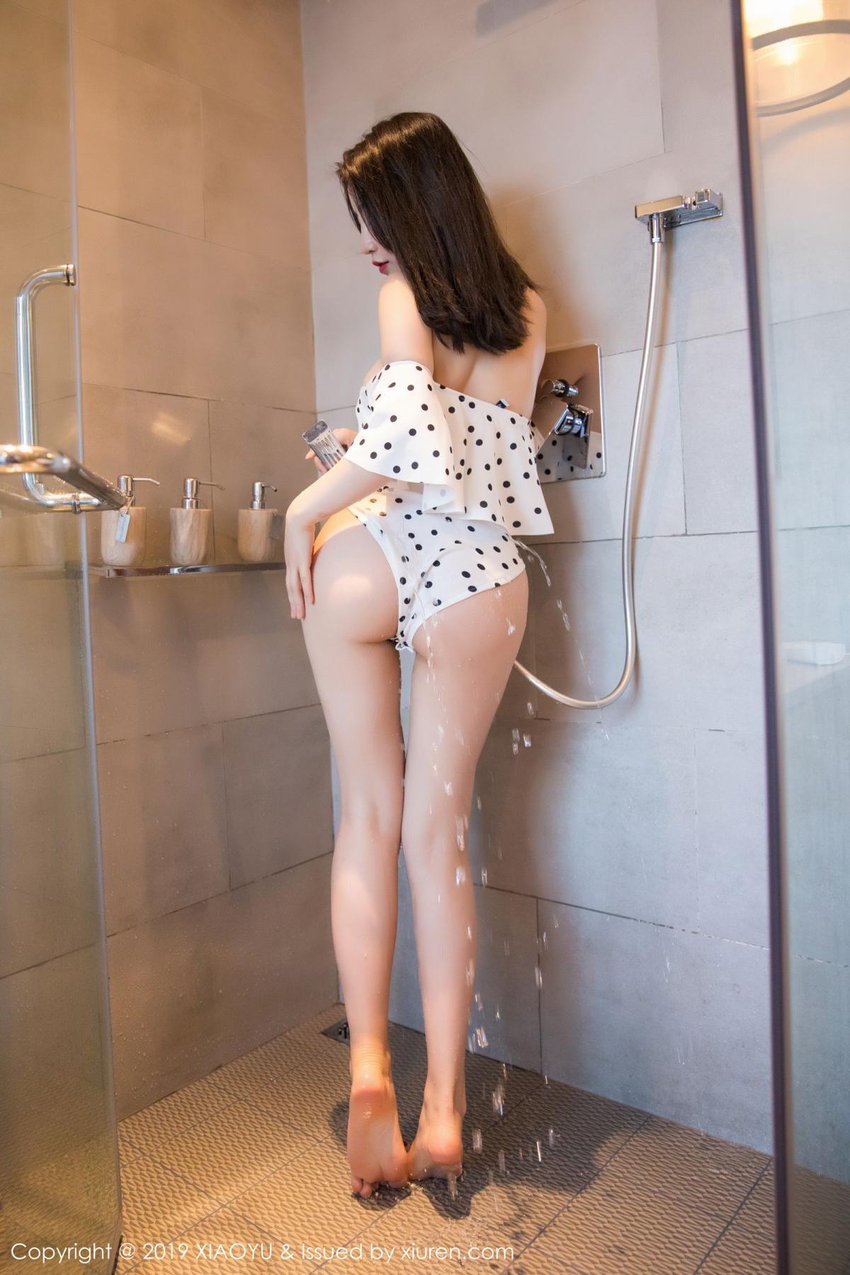 [XiaoYu] Vol.118 Xie Zhi Xin 15P, Bathroom, Wet, XiaoYu, Xie Zhi Xin