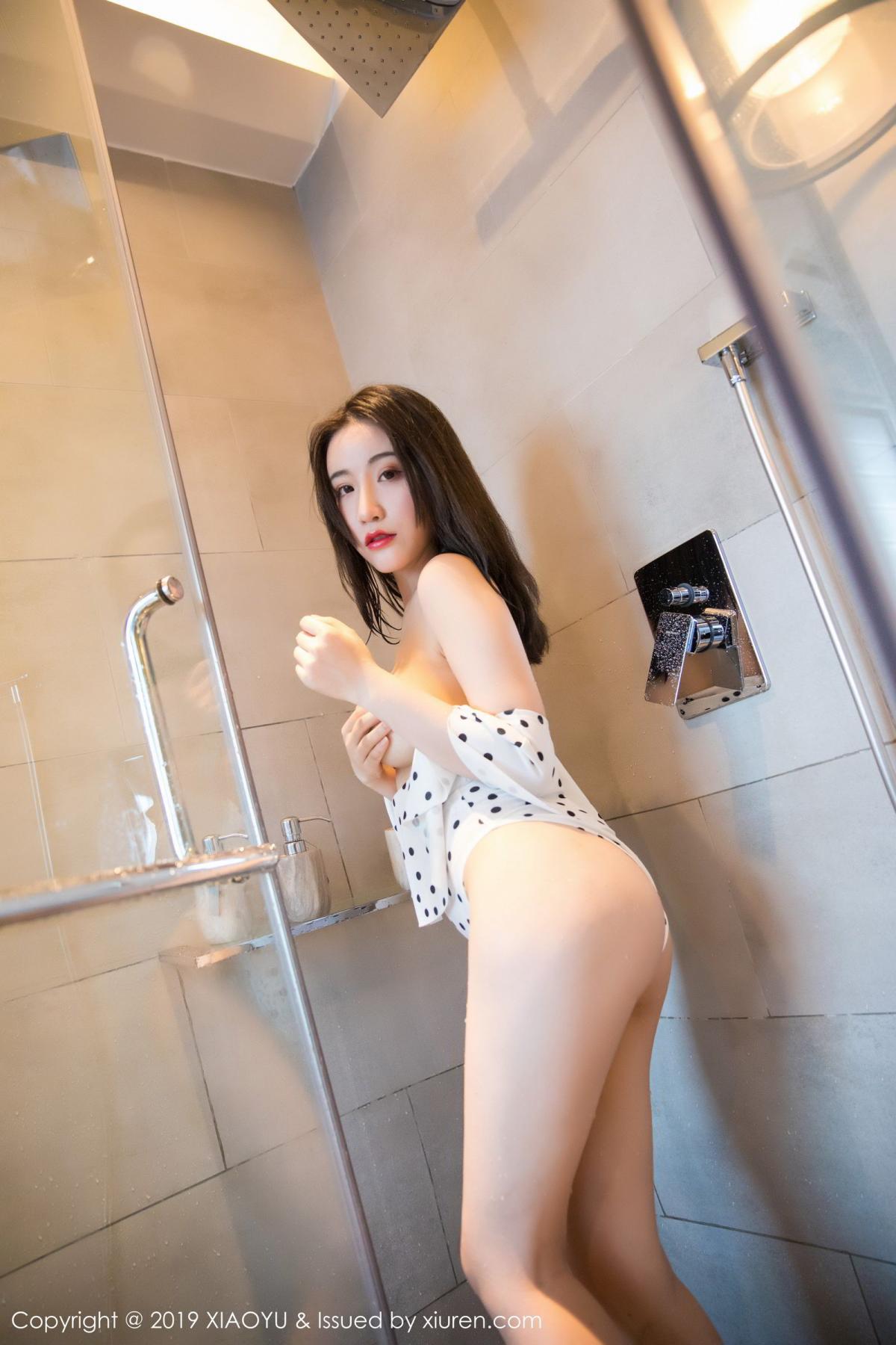 [XiaoYu] Vol.118 Xie Zhi Xin 28P, Bathroom, Wet, XiaoYu, Xie Zhi Xin