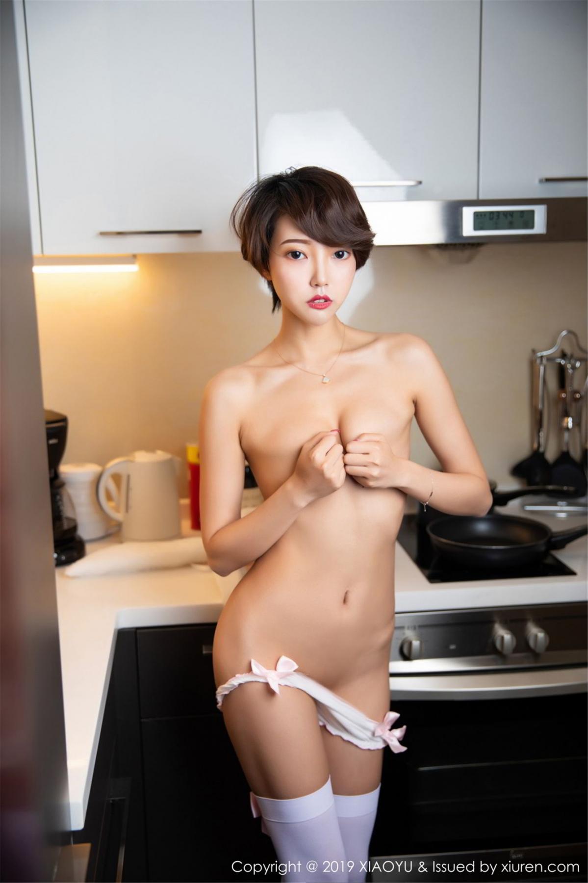 [XiaoYu] Vol.121 Feng Mu Mu 47P, Feng Mu Mu, Slim, Underwear, XiaoYu