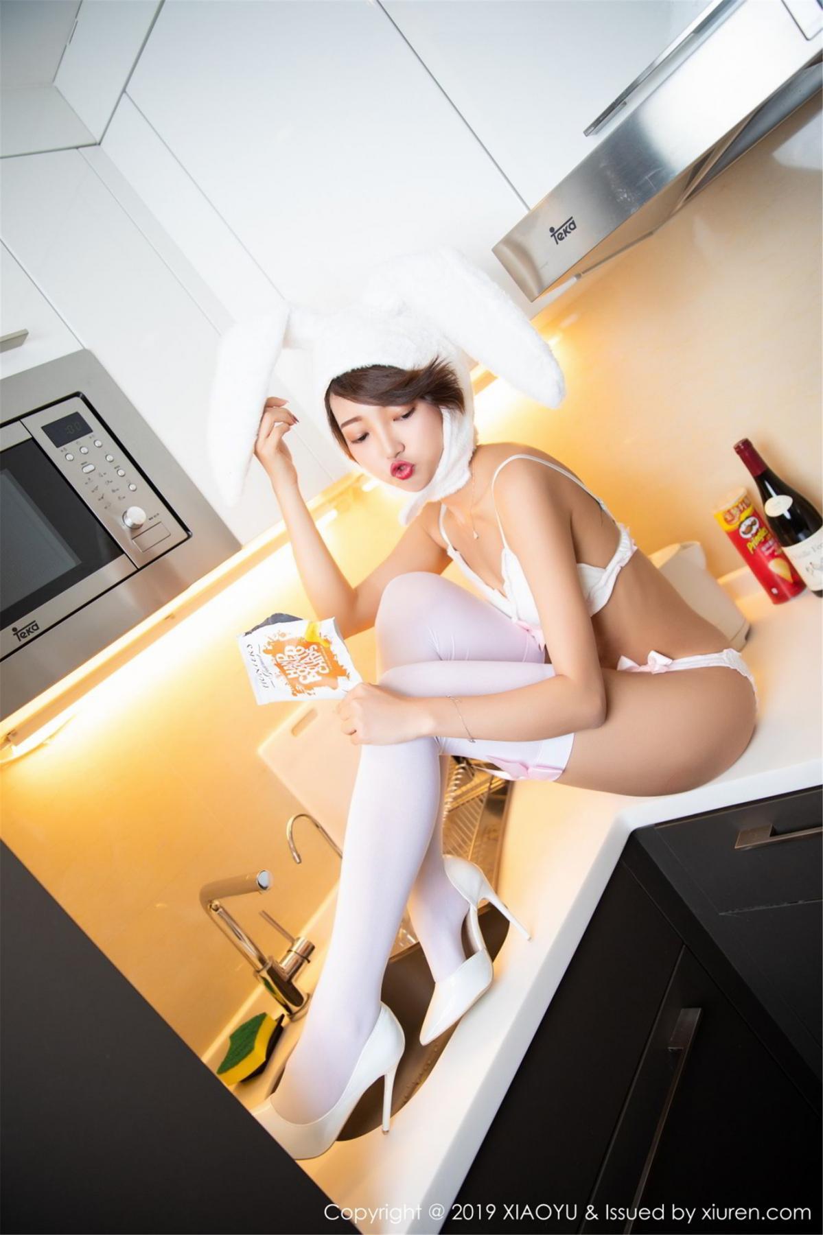 [XiaoYu] Vol.121 Feng Mu Mu 59P, Feng Mu Mu, Slim, Underwear, XiaoYu