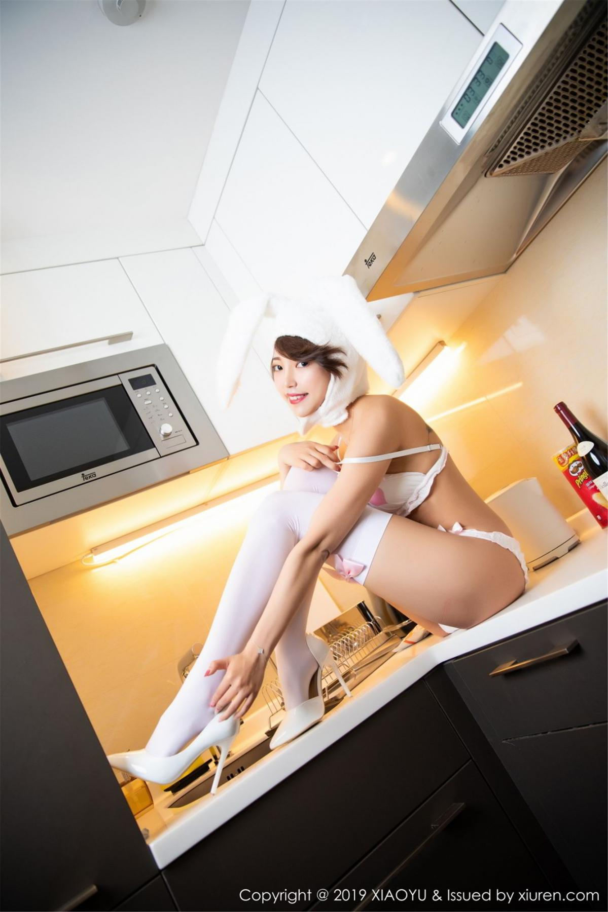 [XiaoYu] Vol.121 Feng Mu Mu 60P, Feng Mu Mu, Slim, Underwear, XiaoYu