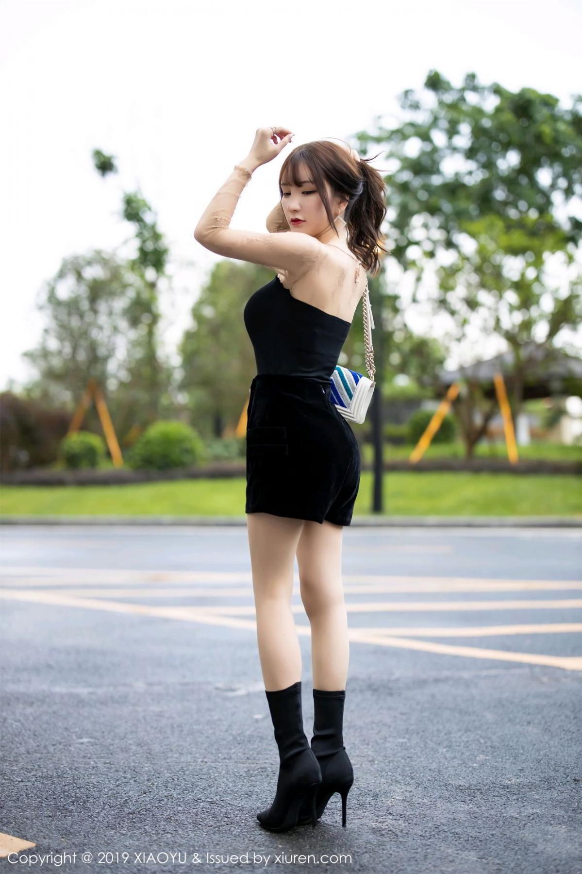 [XiaoYu] Vol.125 Zhou Yu Xi 10P, Foot, Tall, XiaoYu, Zhou Yu Xi
