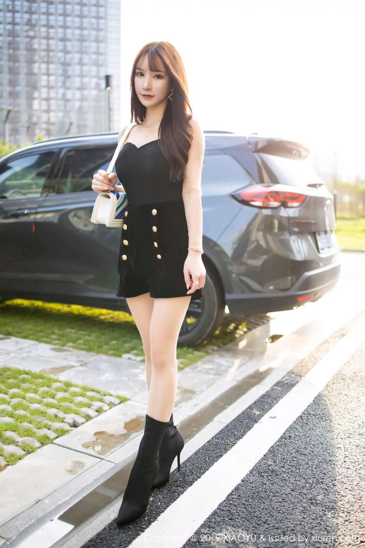 [XiaoYu] Vol.125 Zhou Yu Xi 12P, Foot, Tall, XiaoYu, Zhou Yu Xi