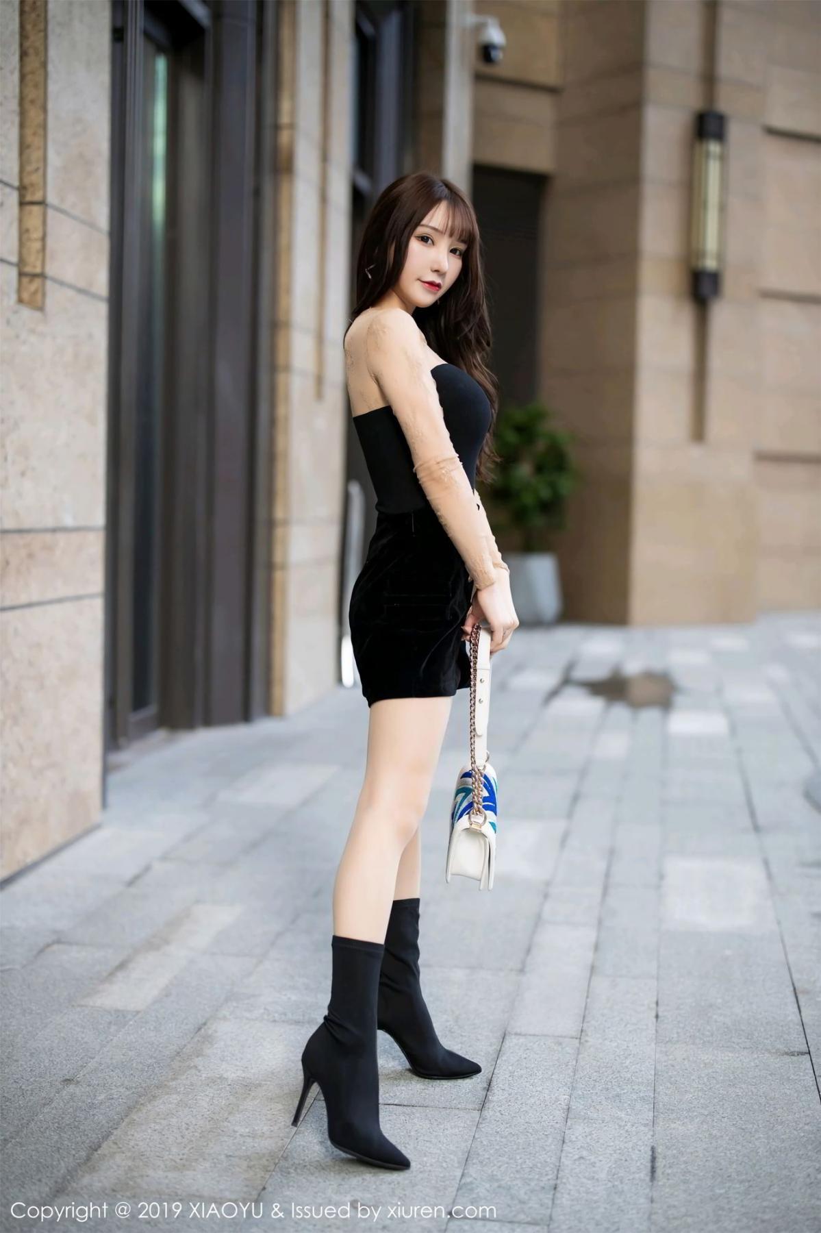 [XiaoYu] Vol.125 Zhou Yu Xi 6P, Foot, Tall, XiaoYu, Zhou Yu Xi