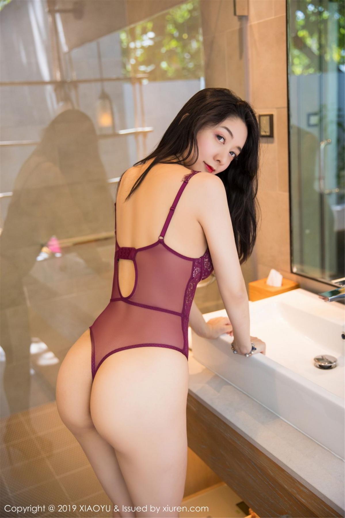 [XiaoYu] Vol.127 Di Yi 16P, Di Yi, Tall, XiaoYu