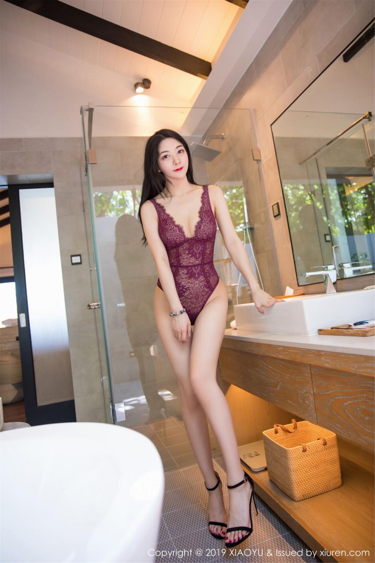 [XiaoYu] Vol.127 Di Yi 2P, Di Yi, Tall, XiaoYu