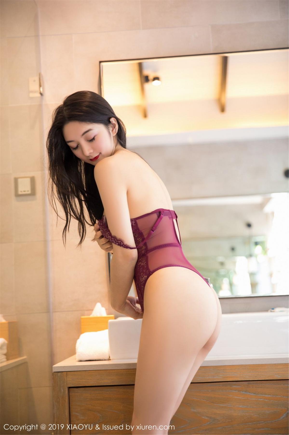 [XiaoYu] Vol.127 Di Yi 32P, Di Yi, Tall, XiaoYu