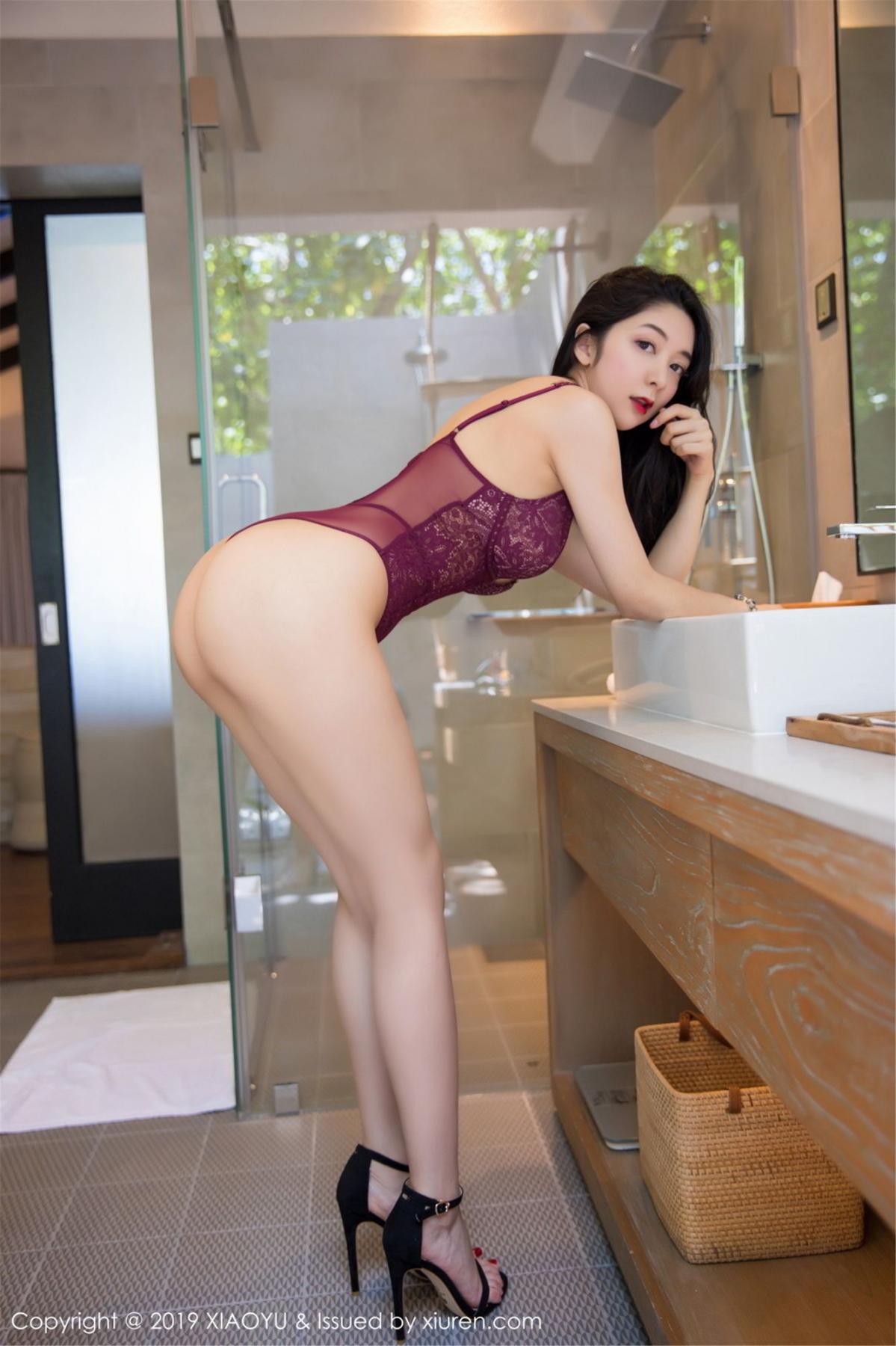 [XiaoYu] Vol.127 Di Yi 3P, Di Yi, Tall, XiaoYu