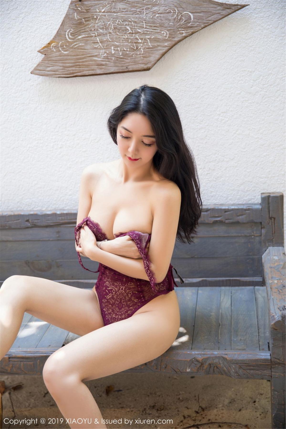 [XiaoYu] Vol.127 Di Yi 44P, Di Yi, Tall, XiaoYu