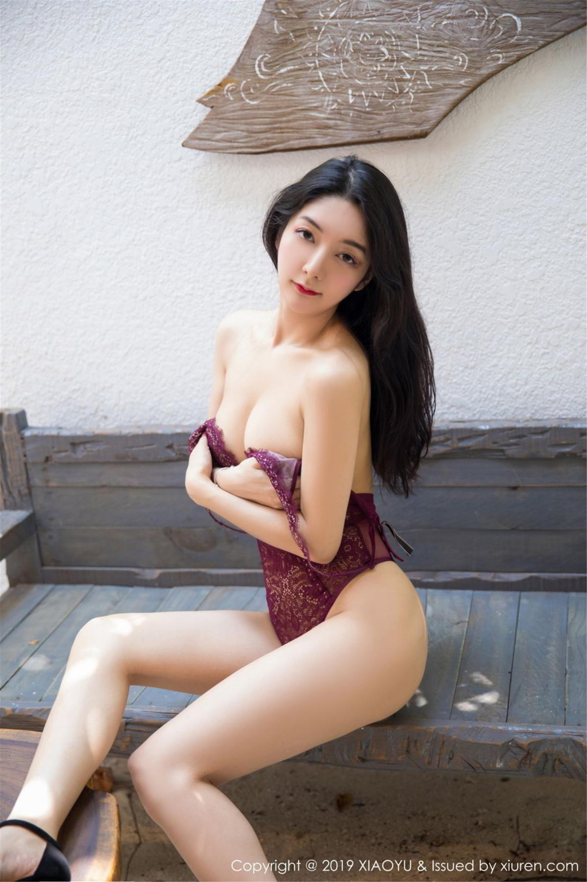 [XiaoYu] Vol.127 Di Yi 45P, Di Yi, Tall, XiaoYu