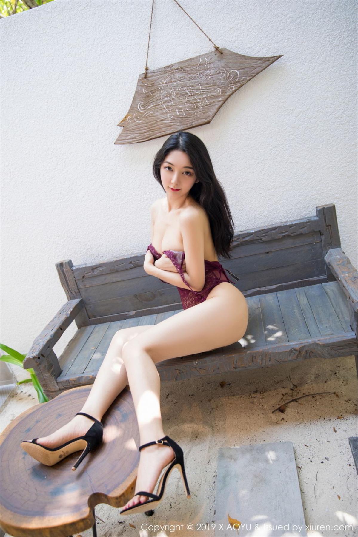 [XiaoYu] Vol.127 Di Yi 46P, Di Yi, Tall, XiaoYu