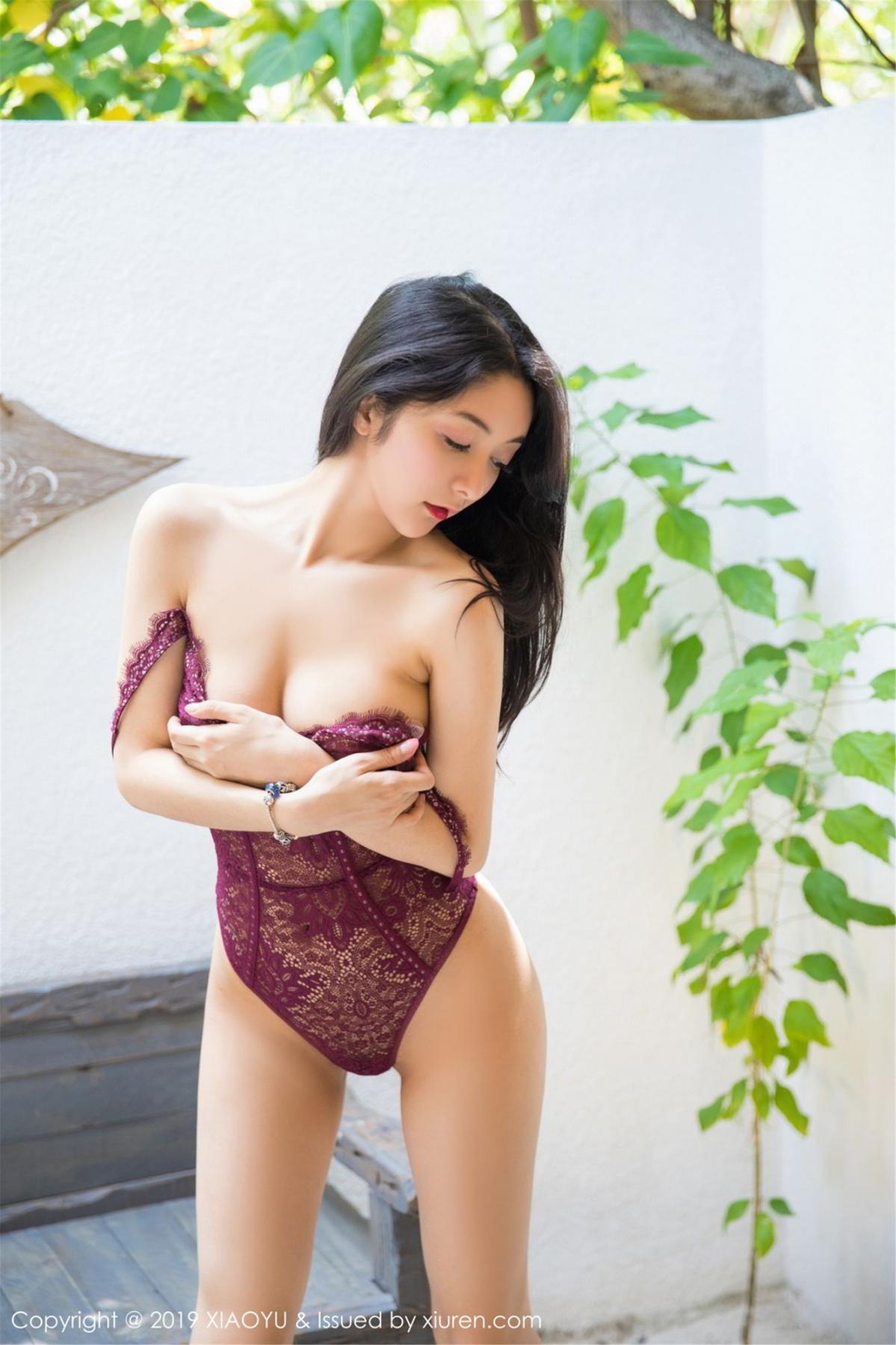 [XiaoYu] Vol.127 Di Yi 50P, Di Yi, Tall, XiaoYu