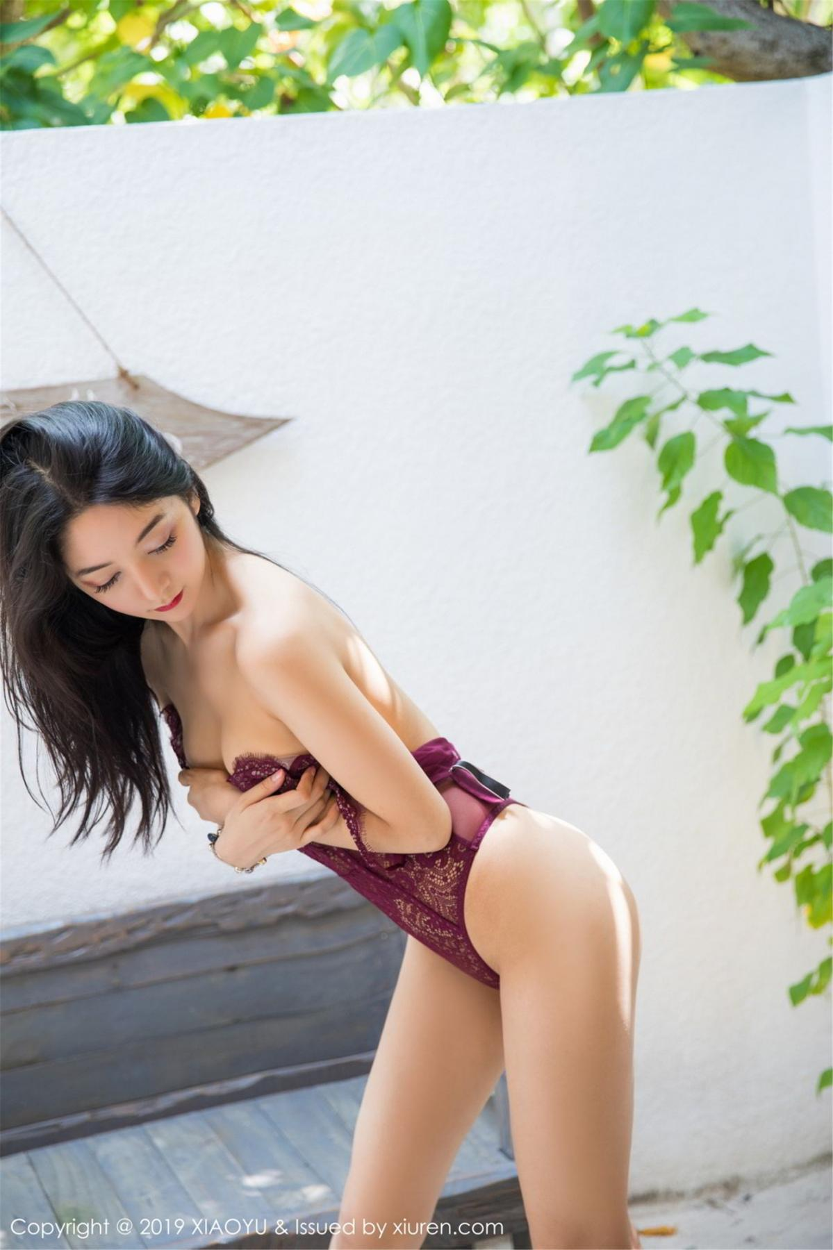 [XiaoYu] Vol.127 Di Yi 52P, Di Yi, Tall, XiaoYu