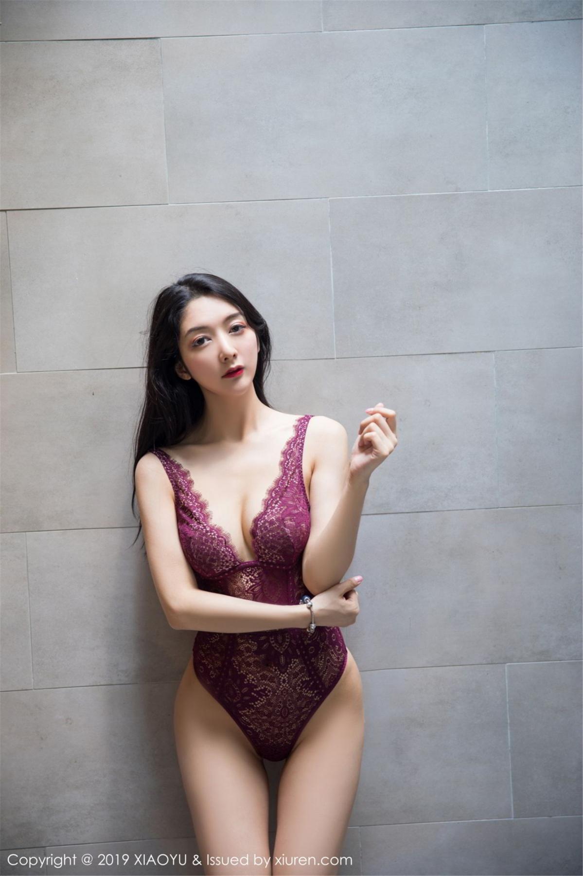 [XiaoYu] Vol.127 Di Yi 57P, Di Yi, Tall, XiaoYu