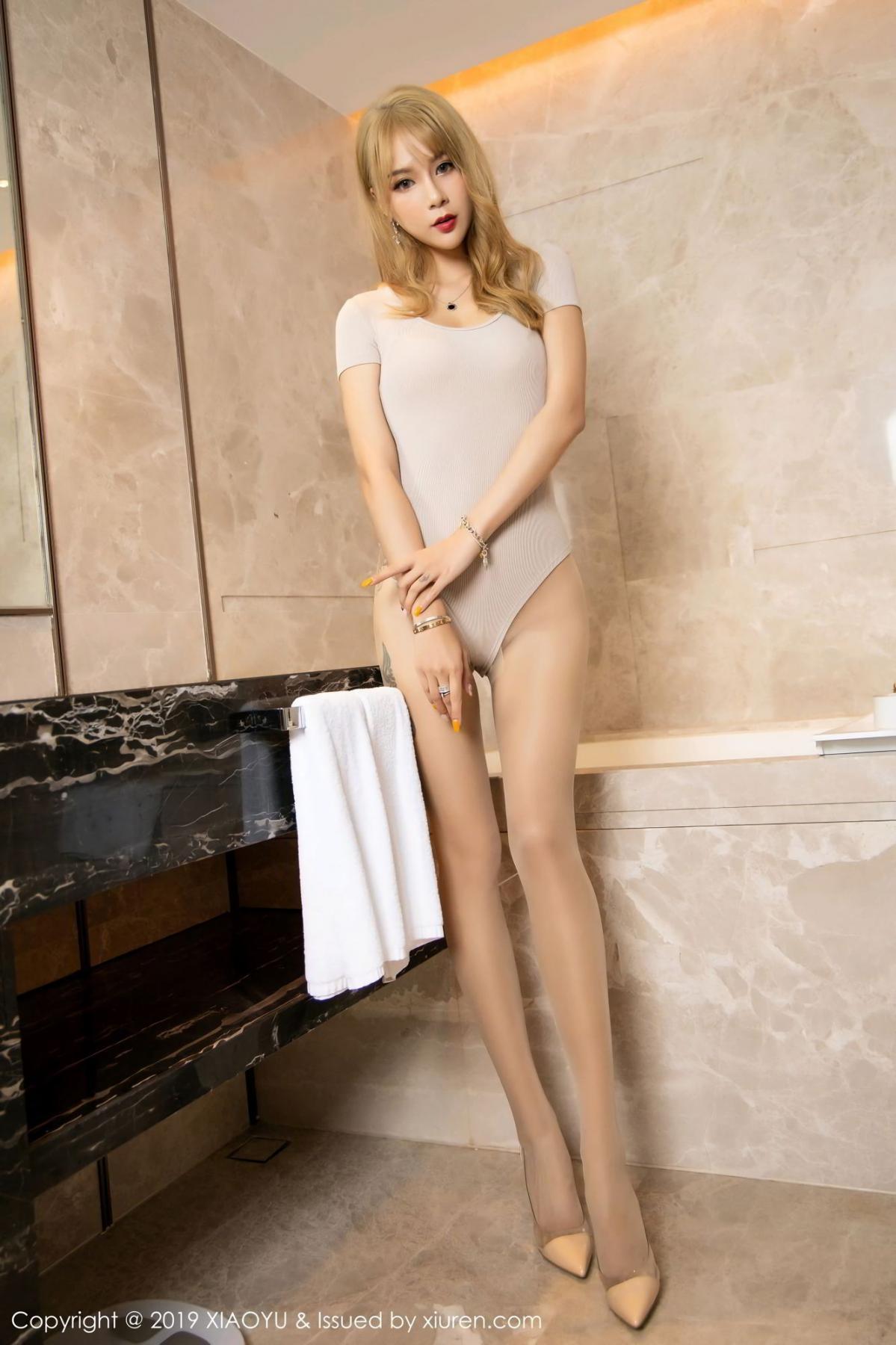 [XiaoYu] Vol.131 Feng Xi Wen 10P, Bathroom, Feng Xi Wen, Tall, Underwear, XiaoYu