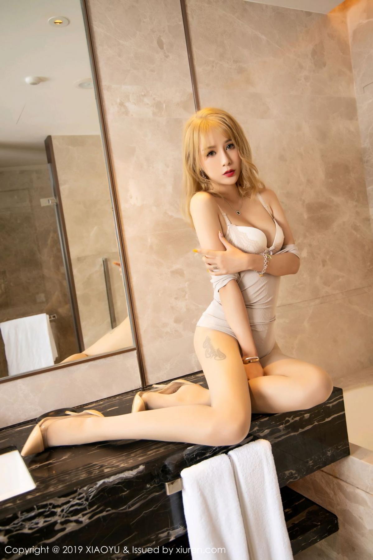 [XiaoYu] Vol.131 Feng Xi Wen 27P, Bathroom, Feng Xi Wen, Tall, Underwear, XiaoYu