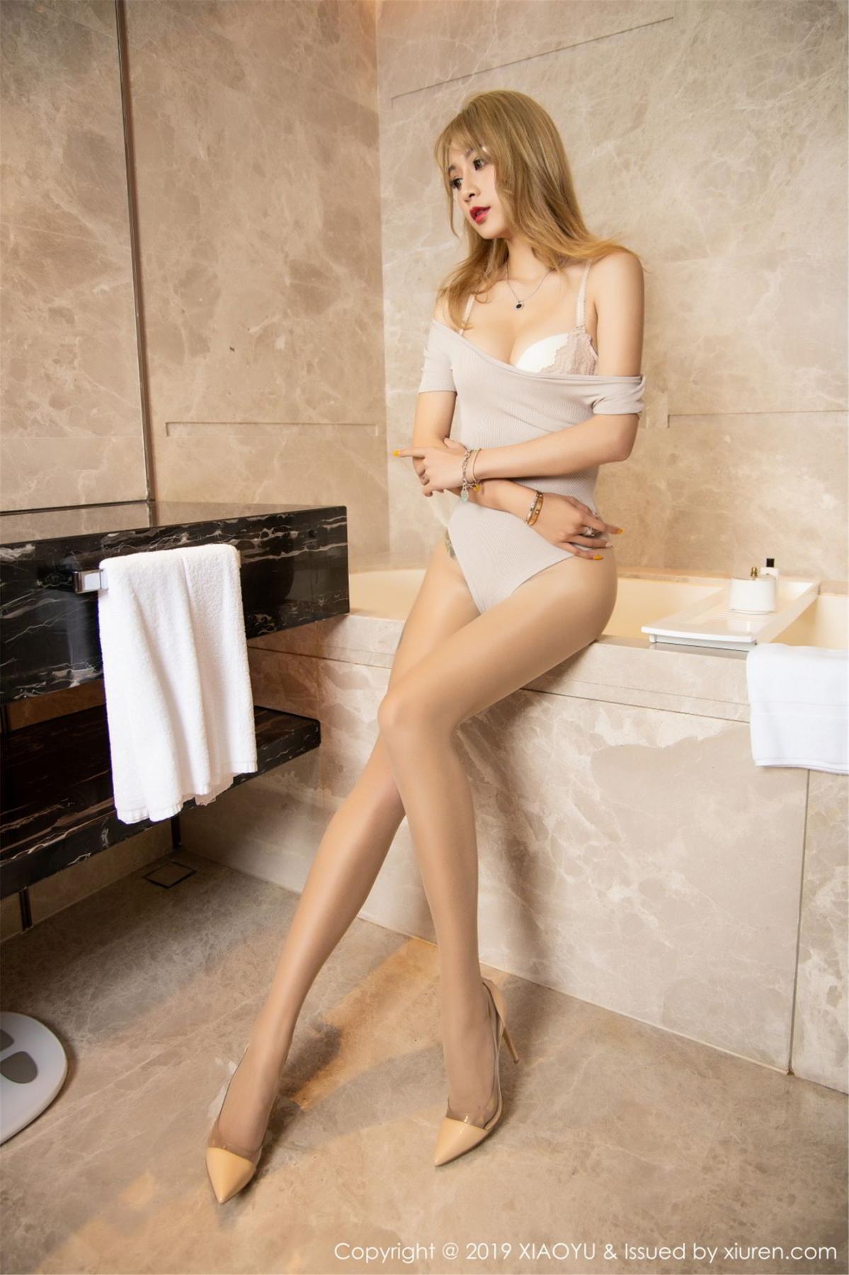 [XiaoYu] Vol.131 Feng Xi Wen 33P, Bathroom, Feng Xi Wen, Tall, Underwear, XiaoYu