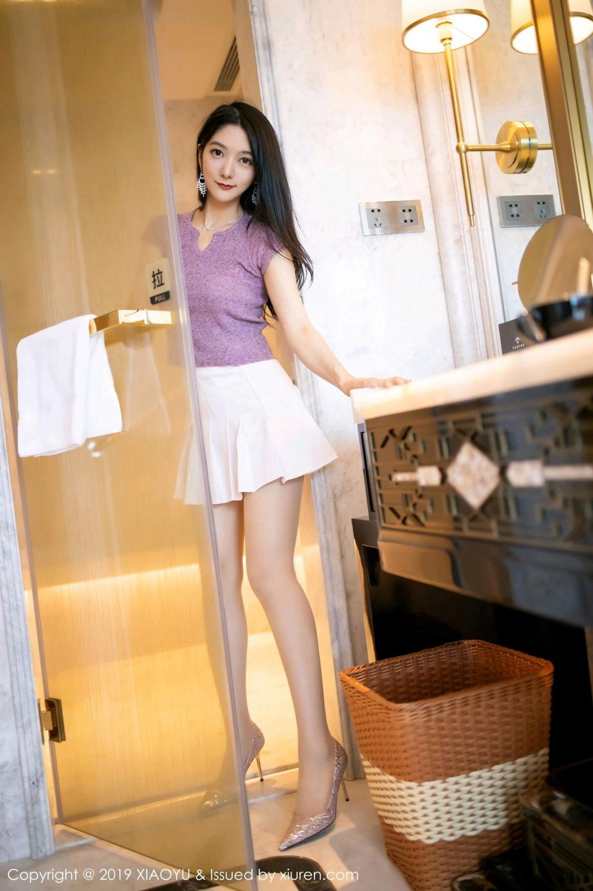 [XiaoYu] Vol.132 Di Yi 2P, Di Yi, Tall, XiaoYu