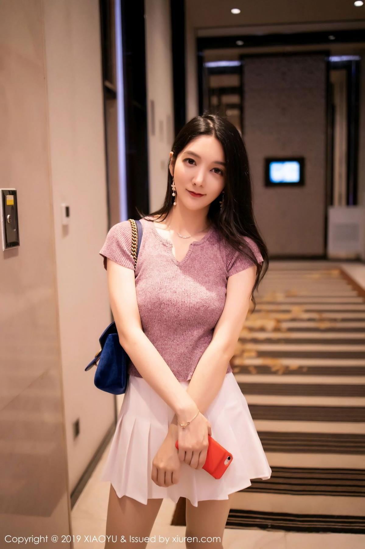 [XiaoYu] Vol.132 Di Yi 6P, Di Yi, Tall, XiaoYu
