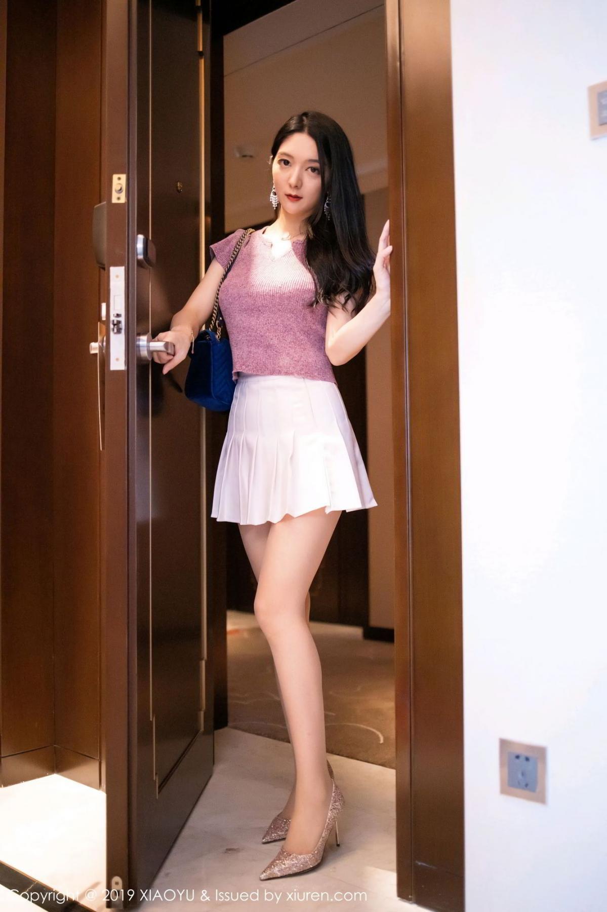 [XiaoYu] Vol.132 Di Yi 7P, Di Yi, Tall, XiaoYu
