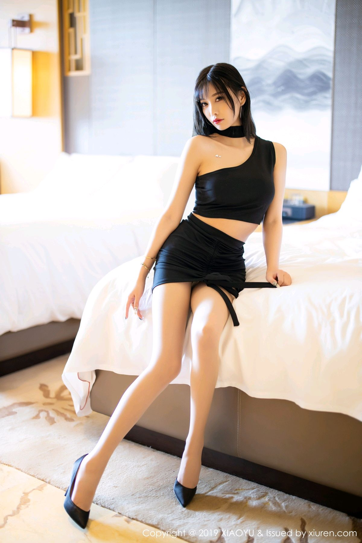 [XiaoYu] Vol.134 Yang Chen Chen 11P, Tall, Underwear, XiaoYu, Yang Chen Chen