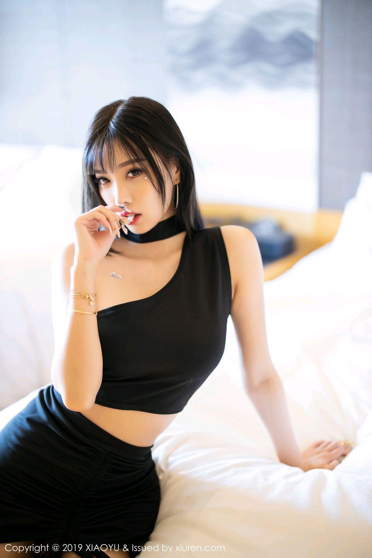 [XiaoYu] Vol.134 Yang Chen Chen 3P, Tall, Underwear, XiaoYu, Yang Chen Chen